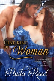 That Kind Of Woman ebook by Paula Reed