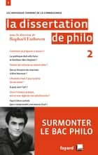 La dissertation de philo 2 ebook by Raphaël Enthoven