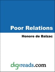 Poor Relations ebook by Balzac, Honore de