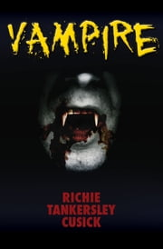 Vampire ebook by Richie Tankersley Cusick