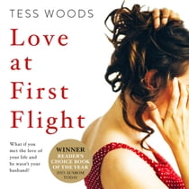 Love at First Flight audiobook by Tess Woods, Wendy Bos; David Tredinnick