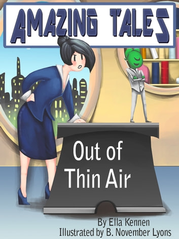 Out of Thin Air ebook by Ella Kennen