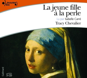 La jeune fille à la perle audiobook by Tracy Chevalier