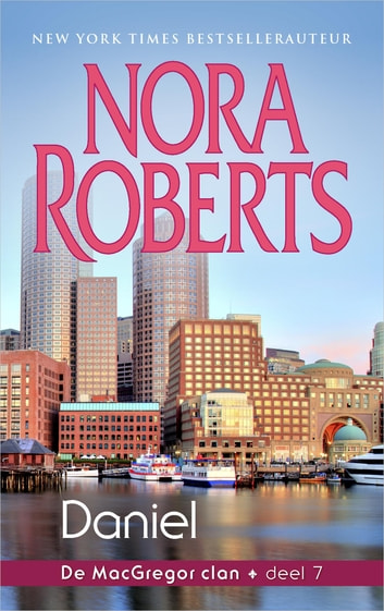 Daniel ebook by Nora Roberts