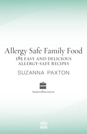 Allergy-Safe Family Food ebook by Paxton Suzanna