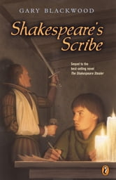 Shakespeare's Scribe ebook by Gary Blackwood