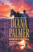 Man in Control ebook by Diana Palmer