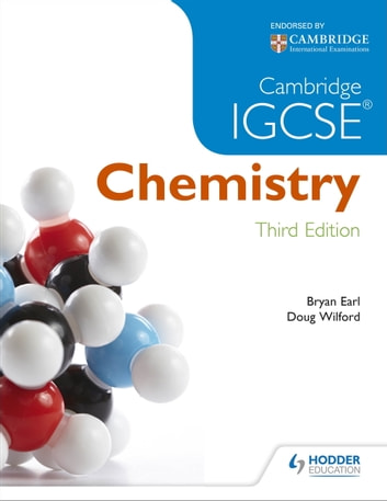 Cambridge IGCSE Chemistry 3rd Edition plus CD ebook by Bryan Earl,L. R. Wiford