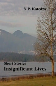 Short  Stories - Insignificant Lives ebook by N.P.  Katedza