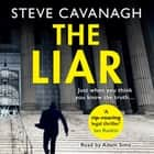 The Liar - Eddie Flynn Book 3 audiobook by Steve Cavanagh