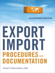 Export/Import Procedures and Documentation ebook by Thomas E. JOHNSON,Donna L. BADE