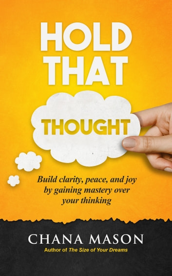 Hold That Thought ebook by Chana Mason