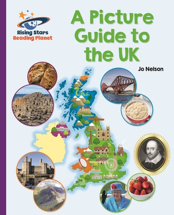 Reading Planet - A Picture Guide to the UK - Purple: Galaxy ebook by Katie Daynes