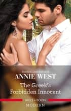 The Greek's Forbidden Innocent ebook by