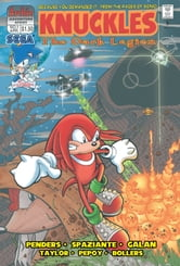 "Knuckles the Echidna #1 ebook by Ken Penders,Patrick ""SPAZ"" Spaziante,Kent Taylor,Manny Galan,Andrew Pepoy,Karl Bollers"