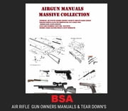 BSA ULTRA AIR RIFLE PELLET GUN OWNERS MANUAL COLLECTION - BSA ULTRA ebook by gunmanuals online