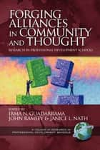 Forging Alliances in Community and Thought ebook by Irma N. Guadarrama