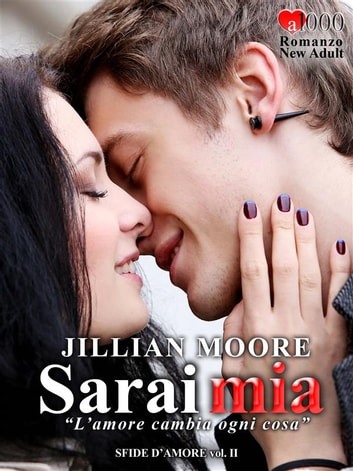 Sarai mia ebook by Jillian Moore