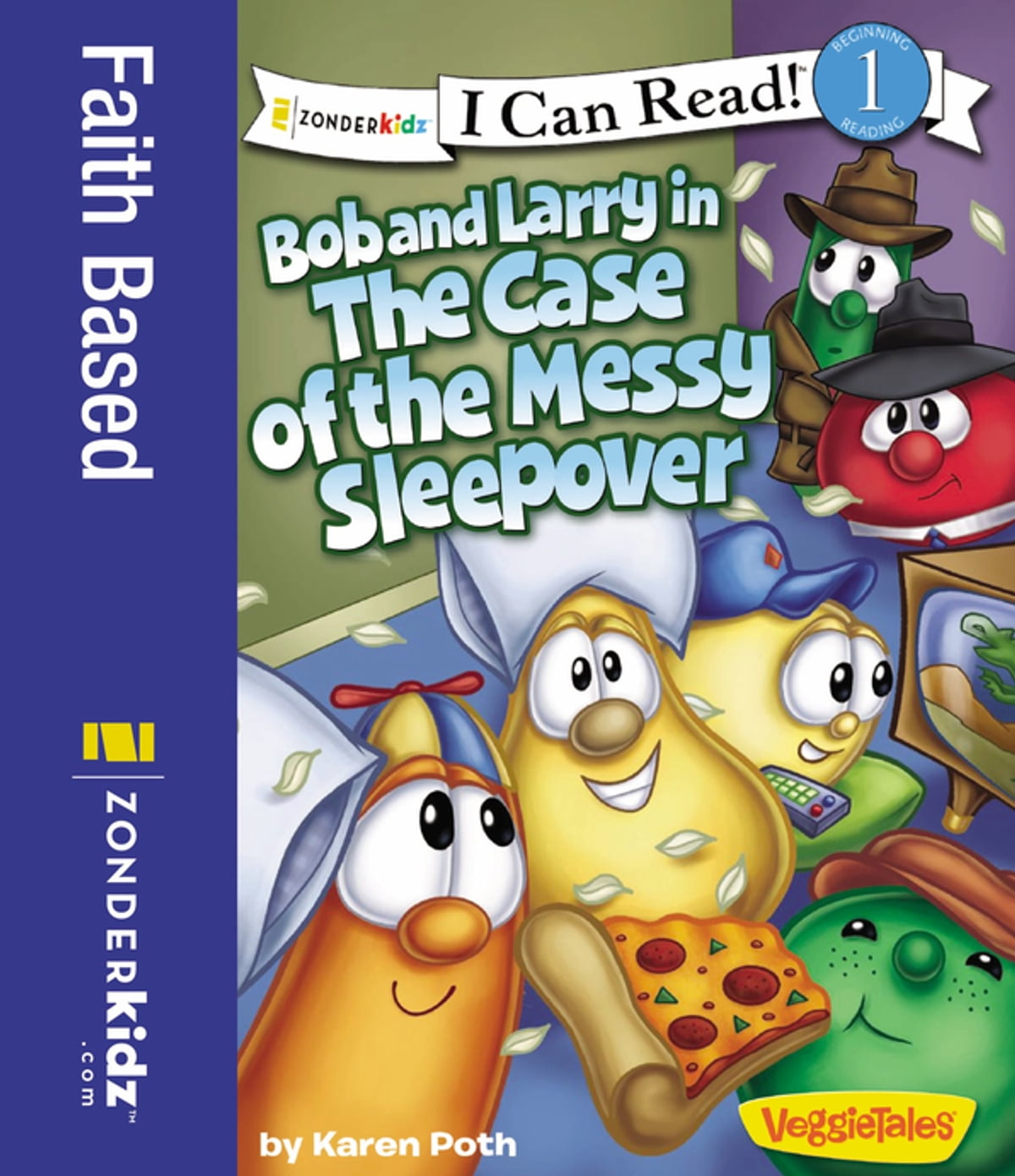 bob and larry in the case of the messy sleepover ebook by karen poth
