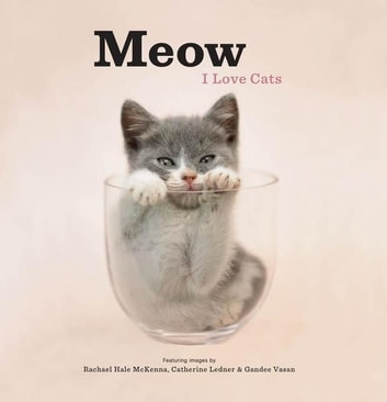 Meow: I Love Cats ebook by
