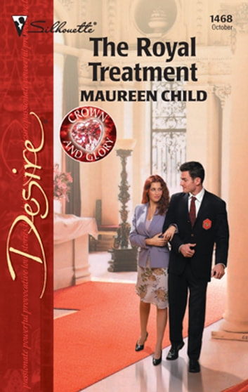 The Royal Treatment ebook by Maureen Child