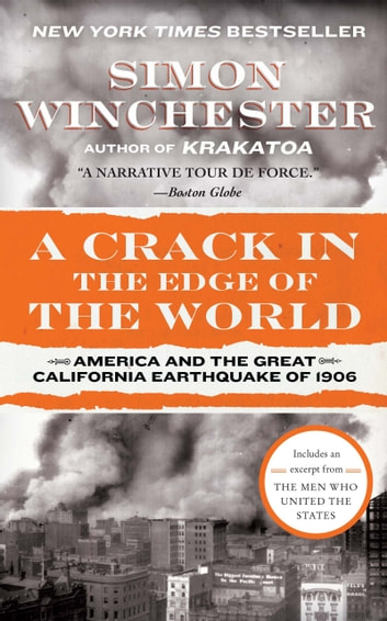 a crack in the world