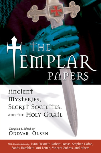 The Templar Papers ebook by Oddvar Olsen