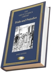 Pride and Prejudice (THE GREAT CLASSICS LIBRARY) ebook by Jane Austen