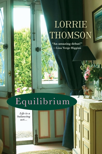 Equilibrium ebook by Lorrie Thomson