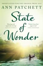 State of Wonder ebook by Ann Patchett