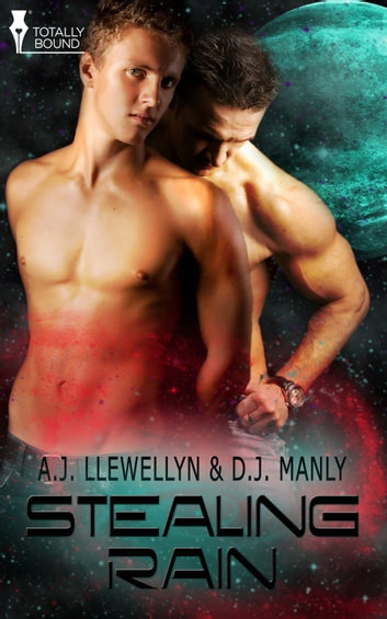 Stealing Rain ebook by A.J. Llewellyn,D.J. Manly
