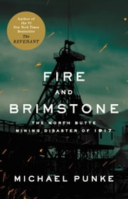 Fire and Brimstone - The North Butte Mining Disaster of 1917 ebook by Michael Punke