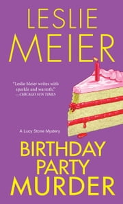Birthday Party Murder ebook by Leslie Meier