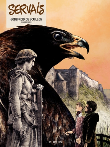 Godefroid de Bouillon - Tome 2 ebook by Servais