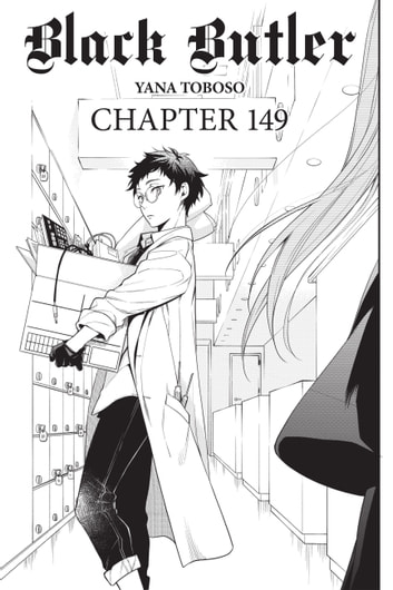 Black Butler, Chapter 149 ebook by Yana Toboso