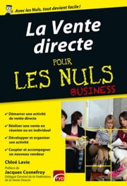 La Vente directe pour les Nuls Business ebook by Chloé LAVIE
