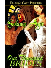 One Thousand Brides ebook by Solange Ayre