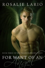 For Want of an Angel ebook by Rosalie Lario