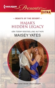 Hajar's Hidden Legacy ebook by Maisey Yates