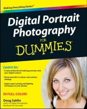 Digital Portrait Photography For Dummies ebook by Doug Sahlin