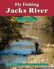 Fly Fishing Jacks River - An Excerpt from Fly Fishing Georgia ebook by David Cannon,Chad McClure