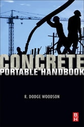 Concrete Portable Handbook ebook by R. Dodge Woodson