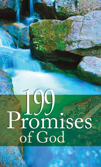199 Promises of God ebook by Barbour Publishing