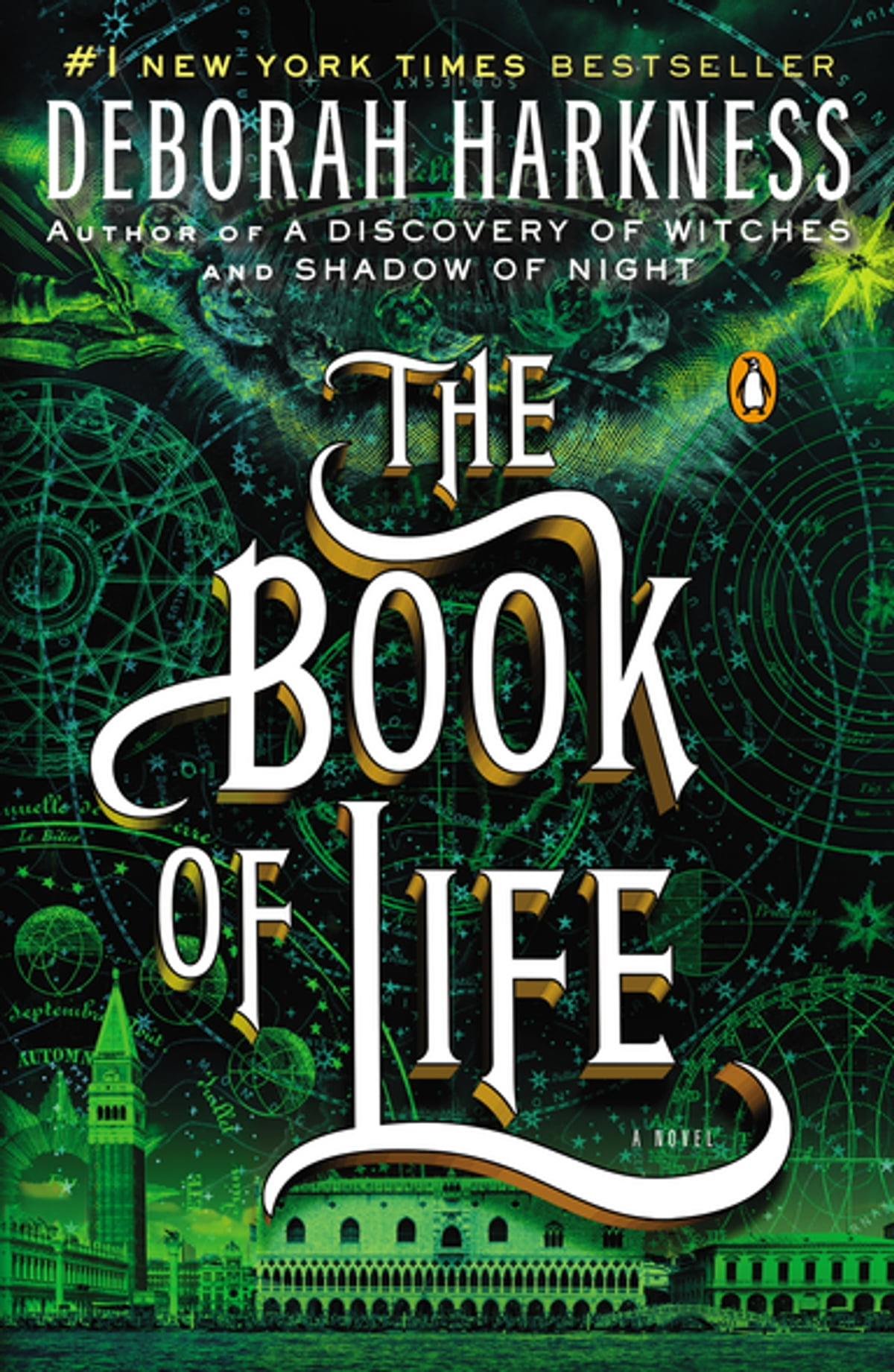 The Book Of Life  A Novel Ebook By Deborah Harkness