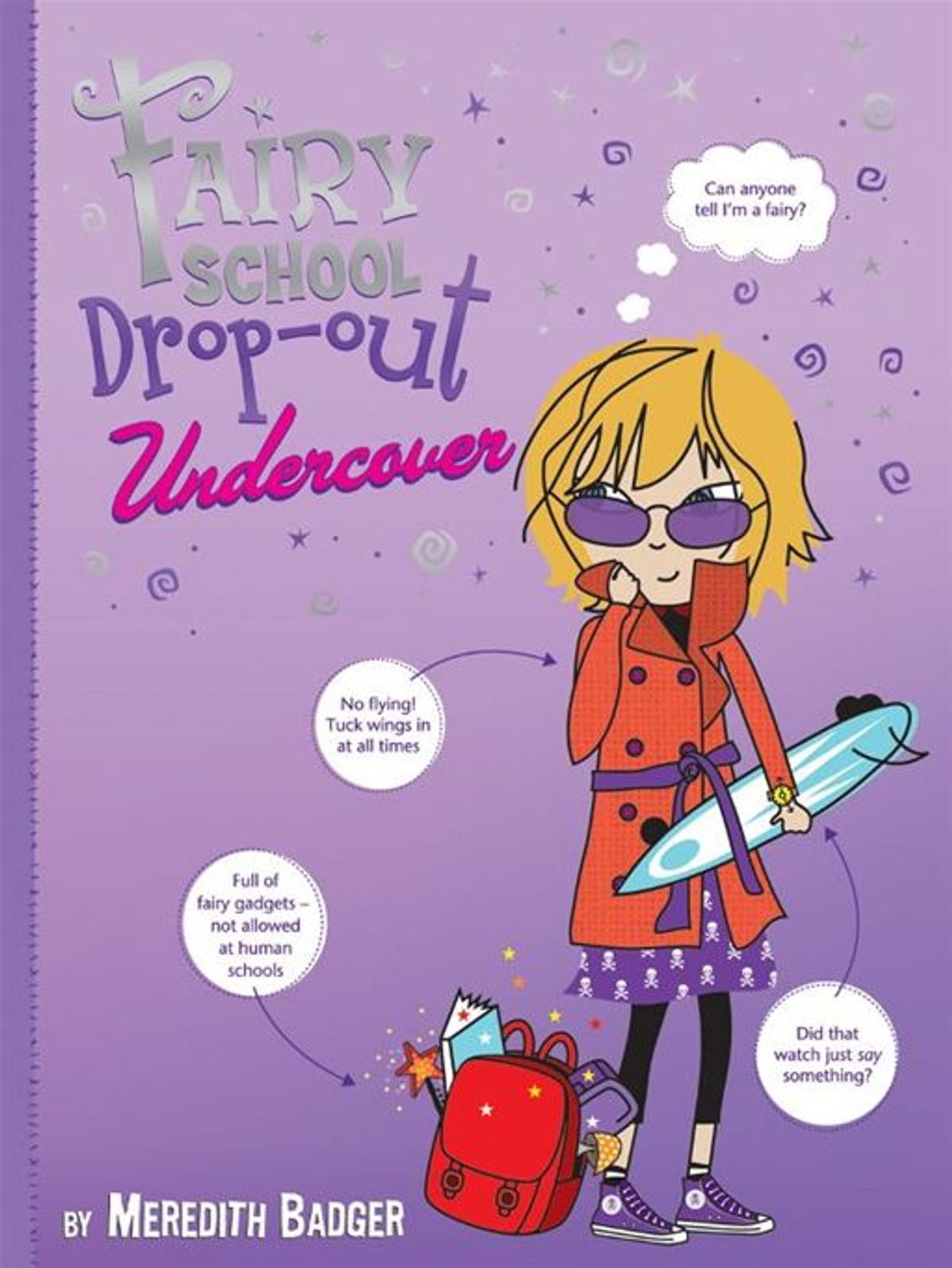Fairy school drop out undercover ebook by meredith badger fairy school drop out undercover ebook by meredith badger 9781742732978 rakuten kobo fandeluxe Epub