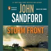 Storm Front audiobook by John Sandford