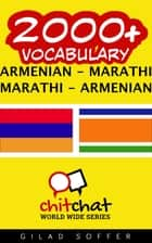 2000+ Vocabulary Armenian - Marathi ebook by Gilad Soffer
