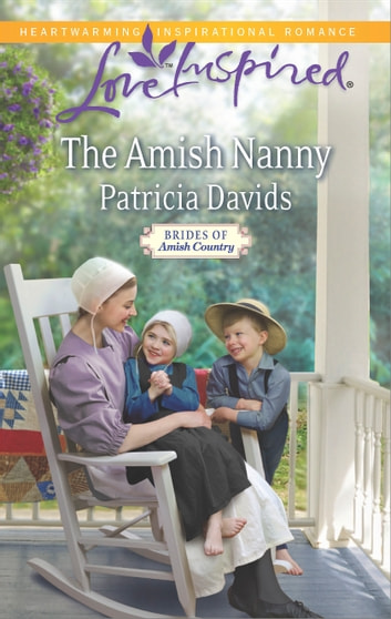 The Amish Nanny ebook by Patricia Davids
