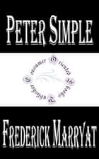 Peter Simple ebook by Frederick Marryat