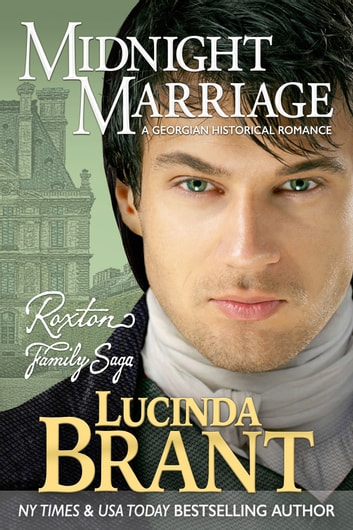 Midnight Marriage - A Georgian Historical Romance ebook by Lucinda Brant